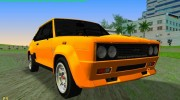 Fiat 131 Abarth Rallye 1976 for GTA Vice City miniature 1