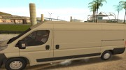 Fiat Ducato Mk3 Maxi for GTA San Andreas miniature 2
