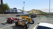 Ariel Nomad 2016 HQ (Extras) for GTA 5 miniature 2