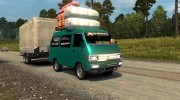 Suzuki Carry for Euro Truck Simulator 2 miniature 5