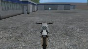 Kawasaki KLR650 for Farming Simulator 2015 miniature 3