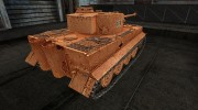Шкурка для PzKpfw VI Tiger for World Of Tanks miniature 4