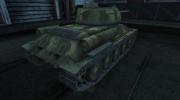 Шкурка для Т-34-85 for World Of Tanks miniature 4