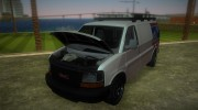 GMC Savanna Top Fun for GTA Vice City miniature 5