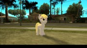 Derpy Hooves (My Little Pony) для GTA San Andreas миниатюра 3