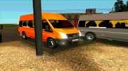 Ford Transit for GTA San Andreas miniature 2
