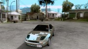 Fiat Coupe - Stock для GTA San Andreas миниатюра 1