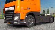 Тюнинг для DAF Euro 6 for Euro Truck Simulator 2 miniature 6
