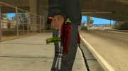 Tec9 Grunge for GTA San Andreas miniature 2