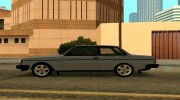 Volvo 242 InterCooler Turbo для GTA San Andreas миниатюра 3