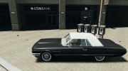 Ford ThunderBird 1964 для GTA 4 миниатюра 2