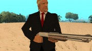 Donald Trump for GTA San Andreas miniature 5
