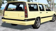 Volvo 850 T5 R Estate 1995 for BeamNG.Drive miniature 2