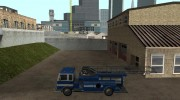 Paintable in the two of the colours of the FireLA by Vexillum для GTA San Andreas миниатюра 14