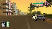 Квадратный радар for GTA Vice City miniature 3