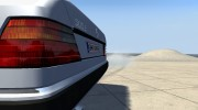 Mercedes-Benz W124 beta for BeamNG.Drive miniature 2