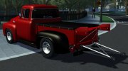 Ford F100 1956 for Street Legal Racing Redline miniature 3