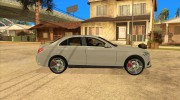 Mercedes-Benz C250 AMG Edition for GTA San Andreas miniature 3