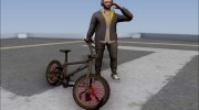 BMX Enhance for GTA San Andreas miniature 2