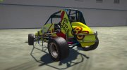 Larock Sprinter из DiRT: Showdown for GTA San Andreas miniature 2
