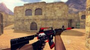 M4A1 Cyrex Retexture for Counter Strike 1.6 miniature 1