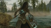 Runed Nordic Weapons для TES V: Skyrim миниатюра 3