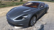 2012 Aston Martin Vanquish for GTA 5 miniature 4