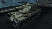 Шкурка для AMX 50B для World Of Tanks миниатюра 1