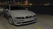 BMW M5 E39 1.1 for GTA 5 miniature 1