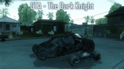The Dark Knight mod (Темный рыцарь) для GTA San Andreas миниатюра 1