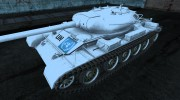 Шкурка для T-54 for World Of Tanks miniature 1