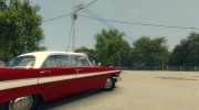 Plymouth Belvedere Sport Sedan 1957 for Mafia II miniature 4