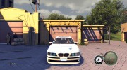 BMW 530d E39 for Mafia II miniature 7