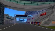 F1 Shanghai International Circuit для GTA San Andreas миниатюра 3