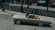 Ford Thunderbird Light Custom 1964-1965 v1.0 for GTA 4 miniature 2