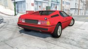 BMW M1 (E26) 1978 for BeamNG.Drive miniature 3