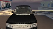 Range Rover Supercharged for Mafia: The City of Lost Heaven miniature 2
