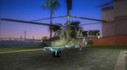 KA-50 Blackenning Shark for GTA Vice City miniature 1