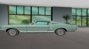 Shelby Cobra GT500 for GTA Vice City miniature 2