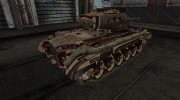 Pershing от Kubana for World Of Tanks miniature 4