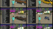 Gta Vice City Car Spawner for GTA Vice City miniature 2