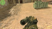 AWP with sleves for Counter Strike 1.6 miniature 8
