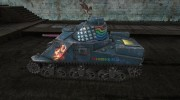 Шкурка для M3 Lee для World Of Tanks миниатюра 2