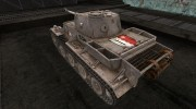 Шкурка для VK3601(H) Grey Knight (По Вархаммеру) for World Of Tanks miniature 3