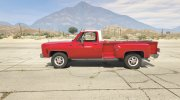 GMC Sierra Grande 1974 for GTA 5 miniature 3