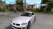 BMW Z4 M Coupe for GTA San Andreas miniature 1