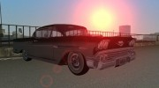 Chevrolet Impala 1958 for GTA Vice City miniature 4