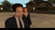 Dana Scully (The X-Files) для GTA San Andreas миниатюра 10