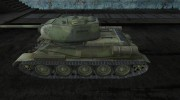 T-34-85 9 for World Of Tanks miniature 2