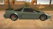 Honda NSX 2005 for GTA San Andreas miniature 2